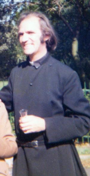 Fr Derek Handscombe