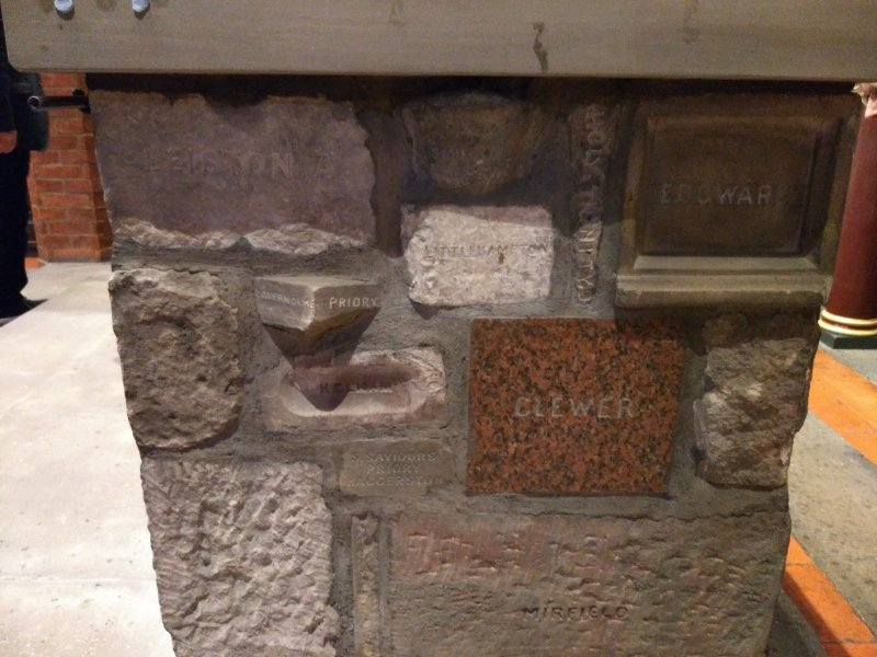 Stones in the High Altar