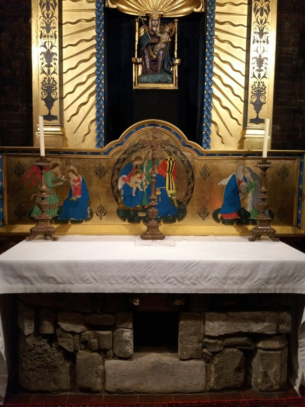 Holy House Altar