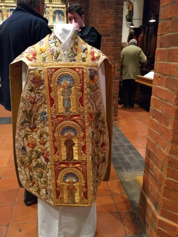 Restored Chasuble