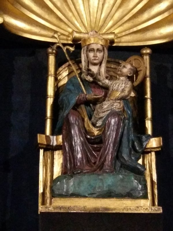 Our Lady of Walsingham in Lent