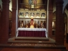 High Altar in Lent